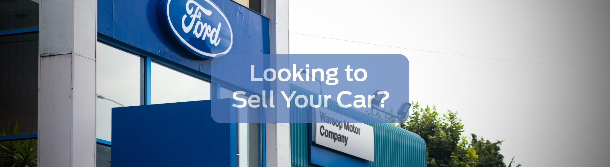 Looking to sell you car?