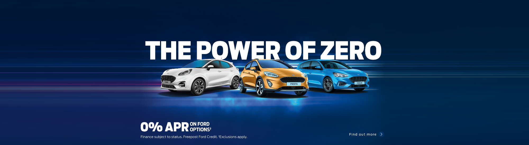 Power of Zero Ford Offer