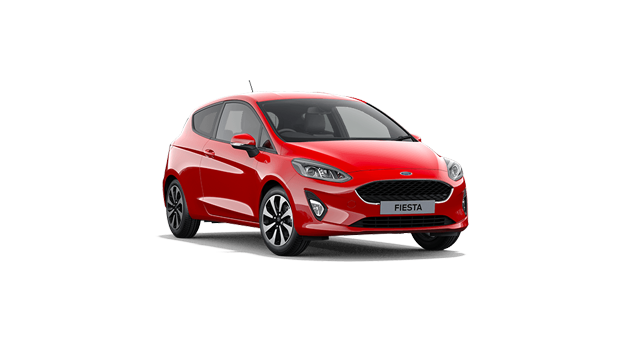 All-New Ford Fiesta MHEV