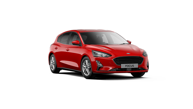 All-New Ford Focus MHEV